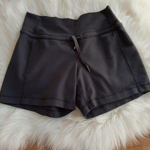 Lululemon Grey Confy Short Sz 4